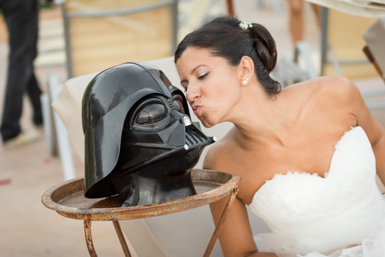 star wars wedding mallorca
