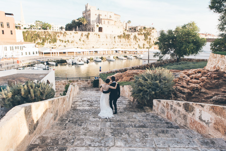 video boda menorca
