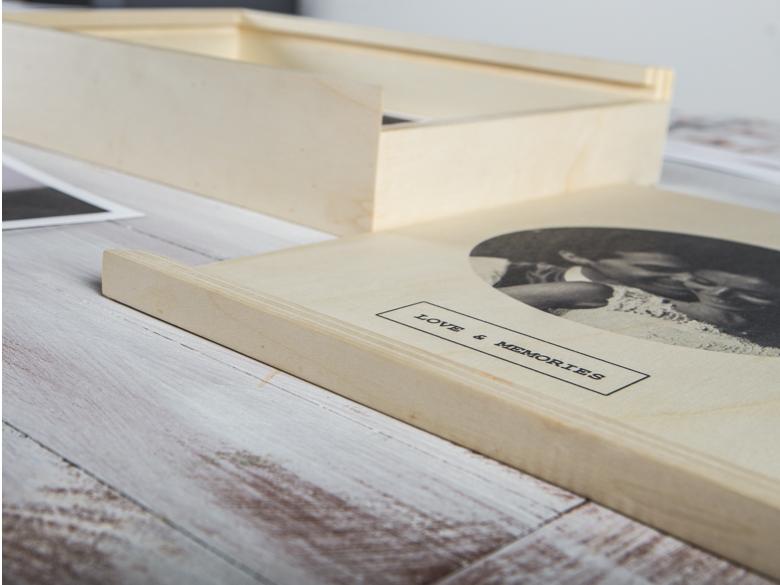 Caja boda album