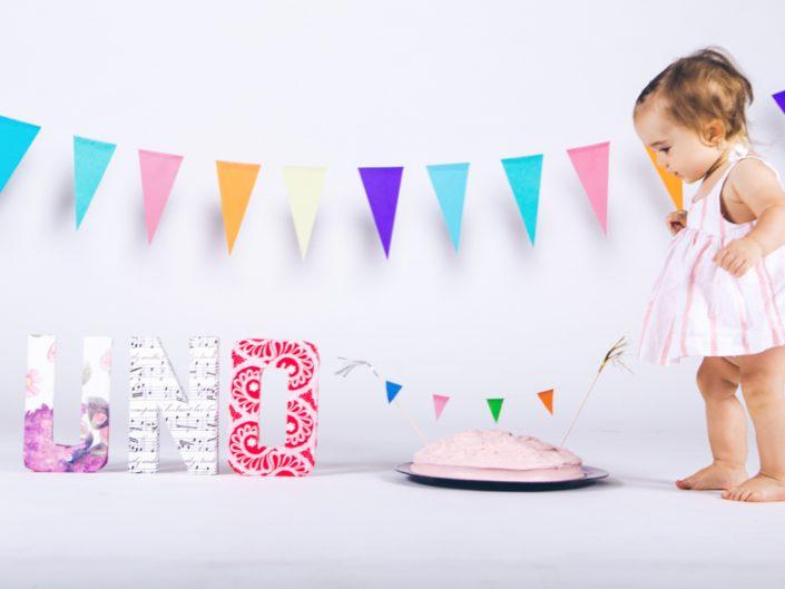 LITTLE SMITH. Smash the Cake