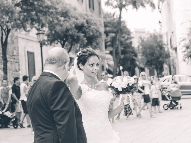 wedding catedral photography