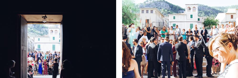 fotografo boda mallorca iglesia caimari