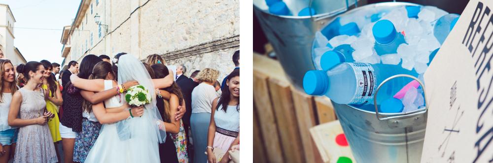 botellas de agua diseño bodas