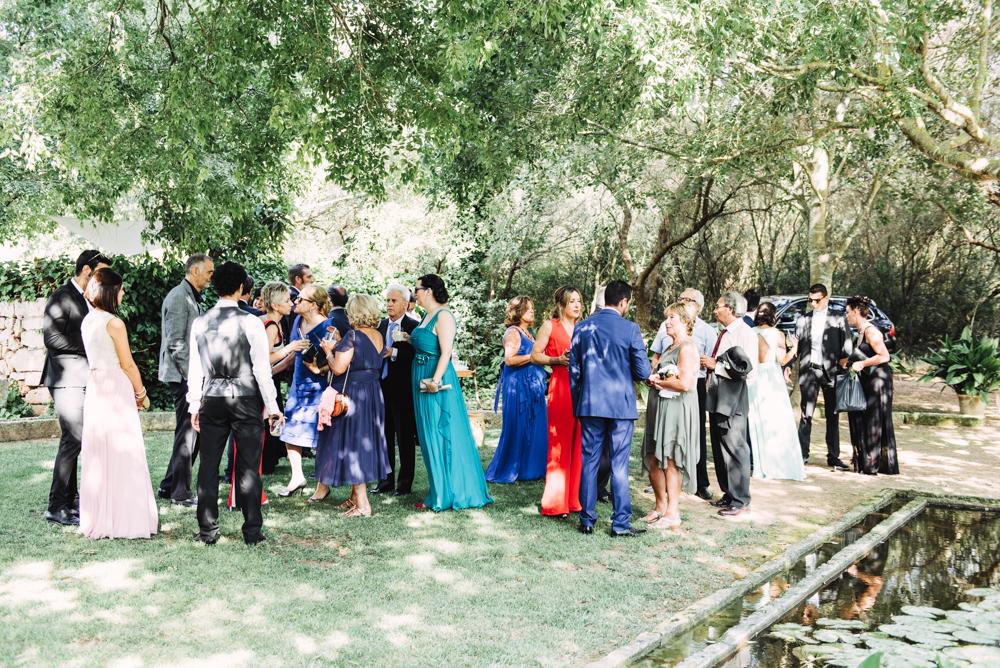 Invitados boda mallorca