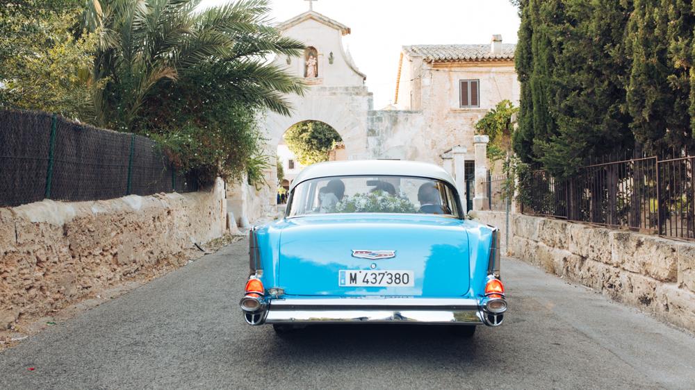 Boda Palma de Mallorca
