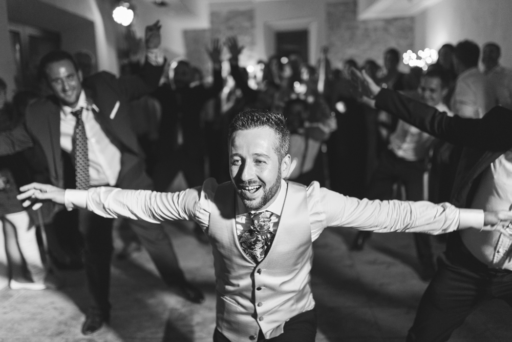 Majorca Wedding Party