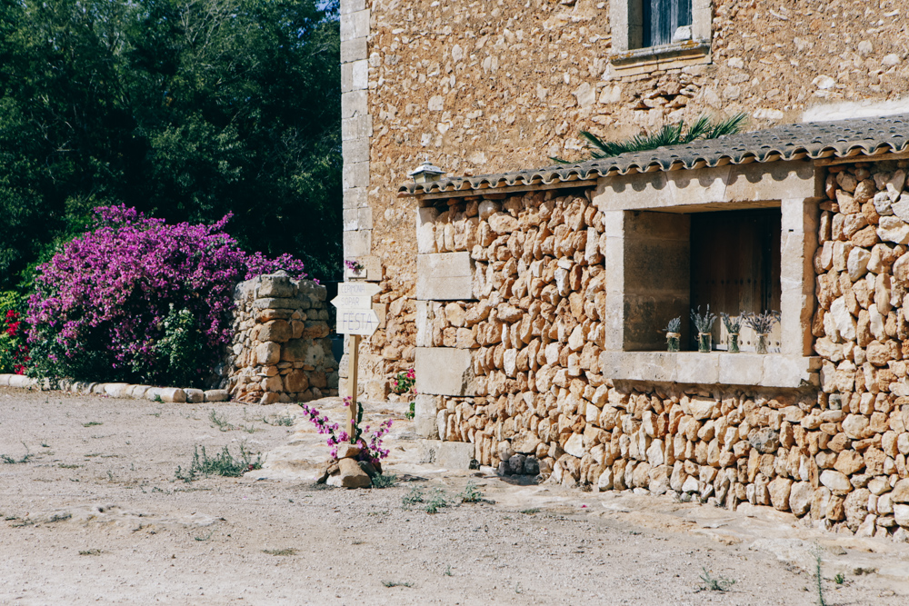 Rustic wedding Majorca