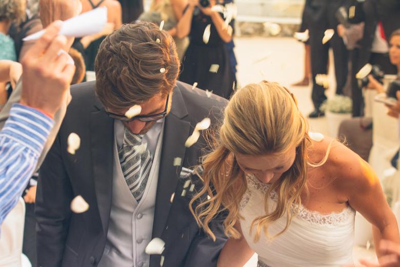 petalos boda mallorca