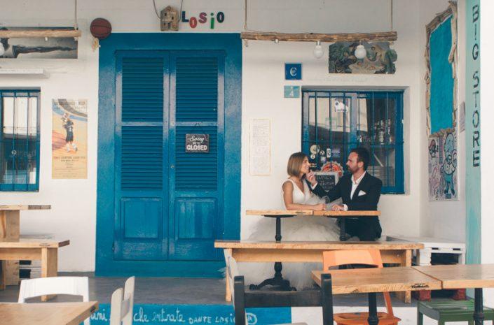 REBECA & JAVI. Blau, com el cel i la mar de Formentera