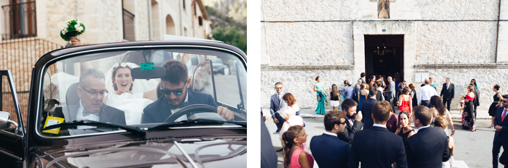 coche boda mallorca wedding car