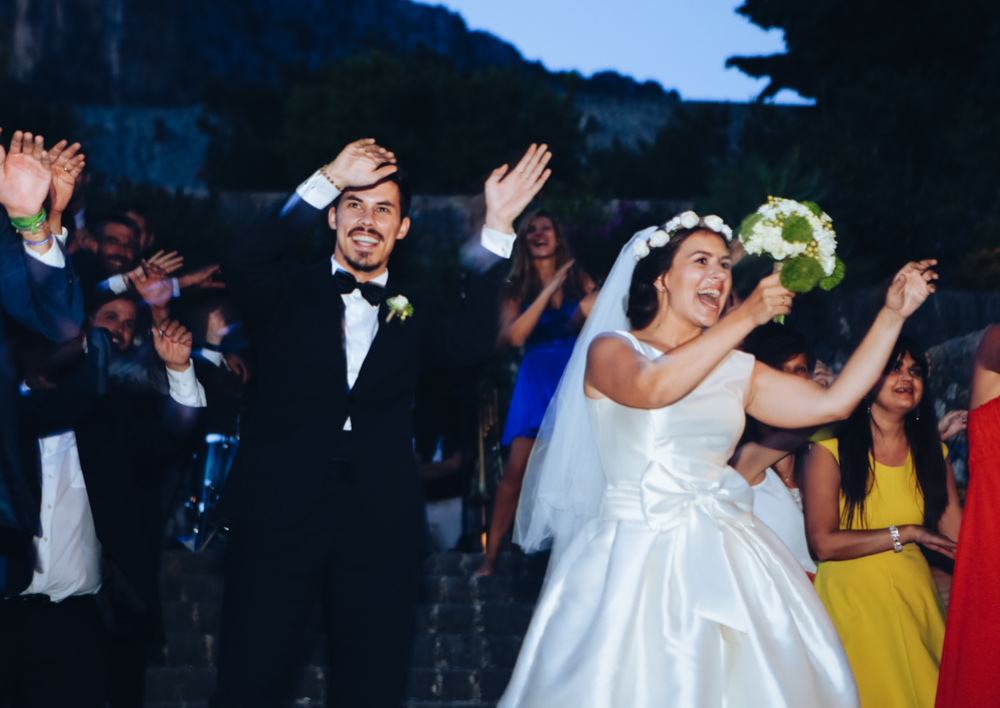 dance groom ans bride mallorca