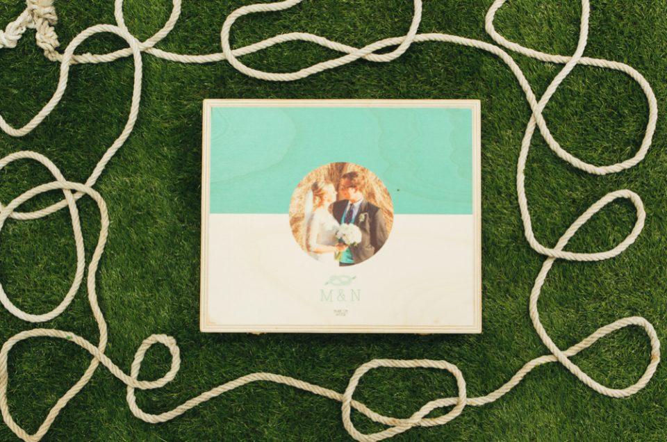 MAUDE & NICOLAS. Wedding Album