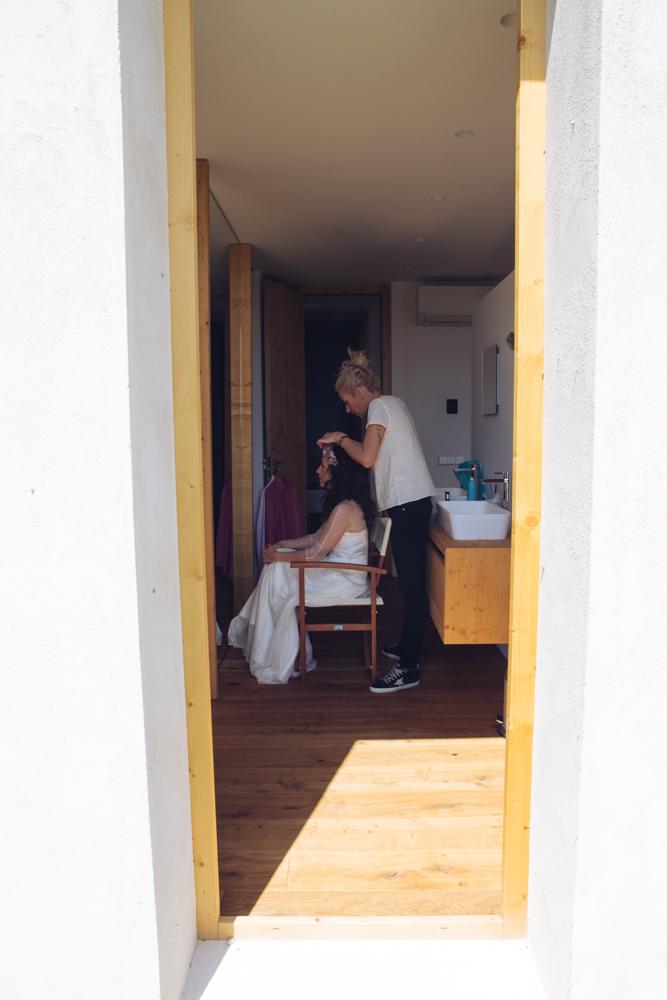 Peluquera bodas Mallorca