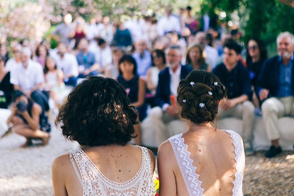 Ceremonia boda Lesbiana